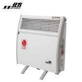 【Northern 北方】第二代對流式電暖器房間浴室兩用(CN1000) 【福利良品】