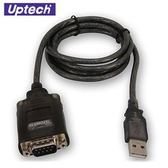 Uptech 登昌恆 UTN411 USB to RS-232訊號轉換器