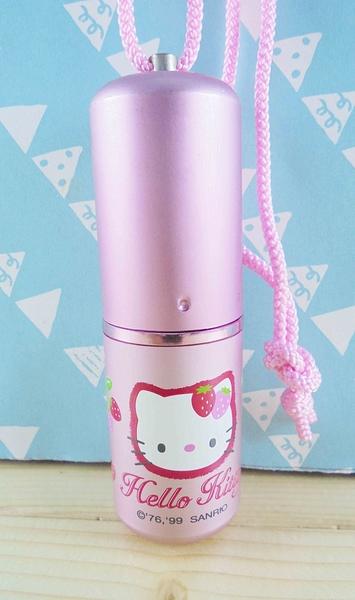 【震撼精品百貨】Hello Kitty 凱蒂貓~KITTY防水盒附繩-粉摩登