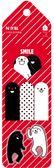 【金玉堂文具】0416X1024-透明標籤-笑一個嘛 金緻 便利貼 便條紙 標籤貼紙
