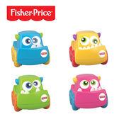 Fisher-Price 費雪 可愛怪獸迷你小車(四色隨機)