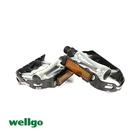 Wellgo 公路車腳踏R126/城市綠洲(自行車、腳踏、反光、防滑、省力)