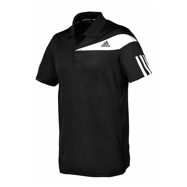 樂買網 ADIDAS 18FW 男款 網球Polo衫 網球上衣 Response Polo系列 S15703