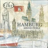 漢堡-德國 IHR 餐巾紙(33x33cm)