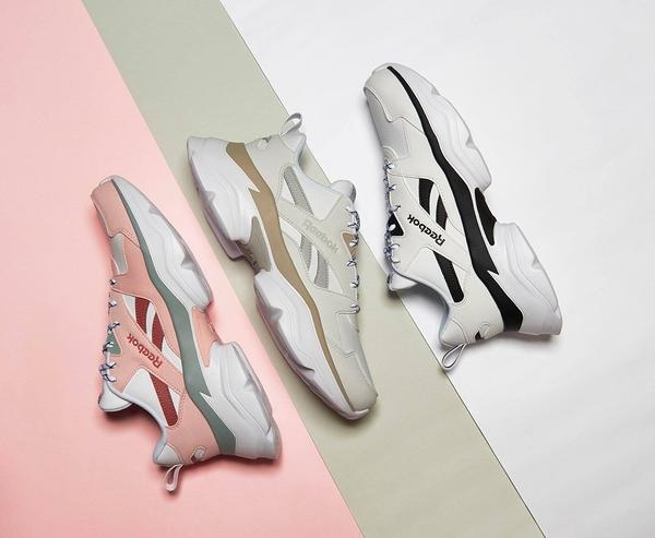 IMPACT Reebok Royal Bridge 3.0 奶茶色 灰 白 黑 粉 內增高 老爹鞋 EF8020 EF8023 EF8022