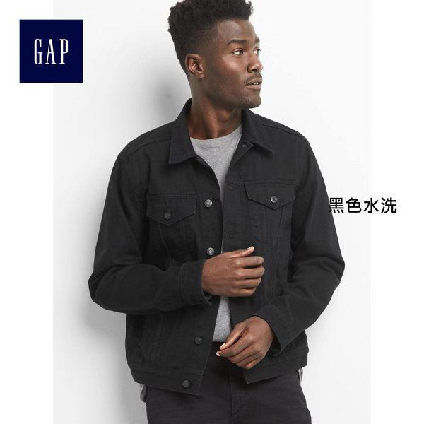 Gap男裝 時尚舒適純棉牛仔夾克 112406