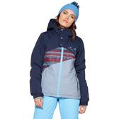 PROTEST 女 機能防水保暖外套 (地表藍) PRECISE SNOWJACKET
