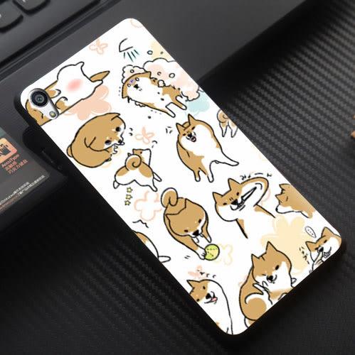 [機殼喵喵] 華碩 asus ZenFone live ZB501KL A007 手機殼 軟殼 保護套 日本柴犬