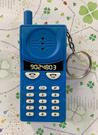 【震撼精品百貨】Hello Kitty 凱蒂貓~三麗鷗 KITTY 大哥大/手機玩具-藍#07090