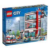 樂高積木 LEGO《 LT60204 》2018 年 City 城市系列 - 樂高 城市醫院 ╭★ JOYBUS玩具百貨