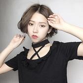 韓版時尚新款正反兩穿短袖上衣