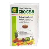超優質B 加鋅 60錠/瓶◆德瑞健康家◆