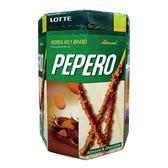 LOTTE PEPERO 杏仁巧克力棒分享盒【愛買】
