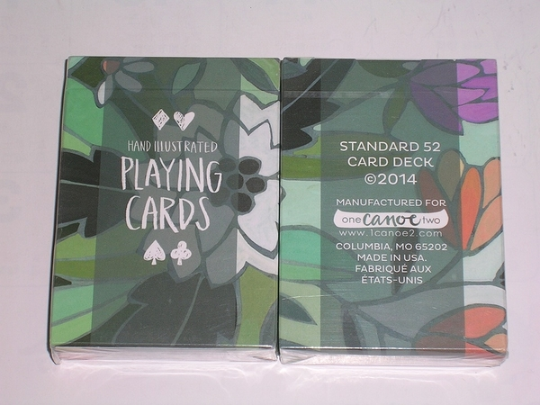 【USPCC 撲克】撲克牌SPRING 2014 PLAYING CARDS