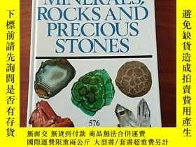 二手書博民逛書店MINERALS,ROCKS罕見AND PRECIOUS STONESY18069 看圖 看圖
