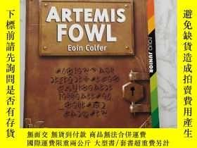 二手書博民逛書店Artemis罕見Fowl 法文法語法國原版Y385290 Eoin Colfer ISBN:9782070