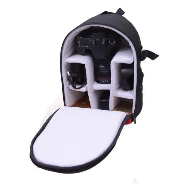 小型雙肩攝影包單反相機包600d6d60d700D760D80D70D背包防水·享家生活館