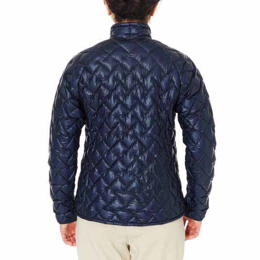 Mont-bell 1000FP 高保暖 長袖 輕量鵝絨羽絨 116公克 (1101529 深藍) 女 買就送排汗襪一雙