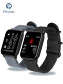 智慧運動手表多功能彩屏手環監計步器時提醒男蘋果鬧鐘小米 聖誕節