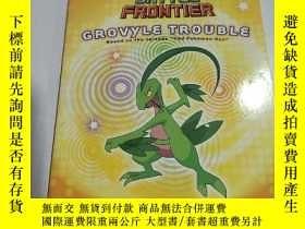 二手書博民逛書店GROVYLE罕見TROUBLE:森林蜥蜴的麻煩(外文),Y21