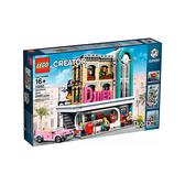 樂高積木 LEGO《 LT10260 》創意大師 Creator 系列 - 美式餐廳 Downtown Diner╭★ JOYBUS玩具百貨