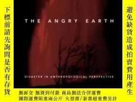 二手書博民逛書店The罕見Angry EarthY364682 Oliver-smith Routledge 出版1999