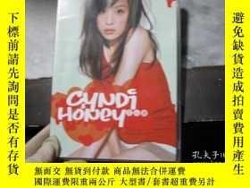 二手書博民逛書店王心凌罕見甜蜜 VCD 1張VCD +1本歌詞(光盤編號2308
