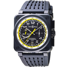 BELL&ROSS R.S.20系列 計時F1賽車競速腕錶 BR0394-RS20/SRB