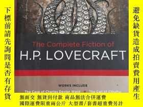 二手書博民逛書店The罕見Complete Fiction of H. P. L