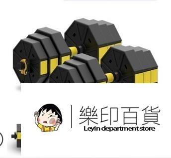 啞鈴男士健身家用20/30kg一對可拆卸調節重量杠鈴啞鈴 初學者套裝 樂印百貨