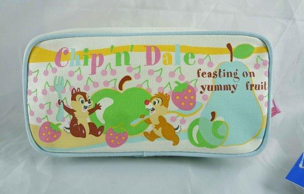 【震撼精品百貨】Chip N Dale_奇奇蒂蒂松鼠~化妝包筆袋『水果』