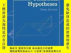 二手書博民逛書店Testing罕見Statistical HypothesesY