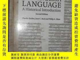 二手書博民逛書店The罕見English Language: A Histori