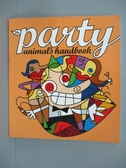 【書寶二手書T9/餐飲_ZBV】The Party Animals Essential Book_Marc Philli