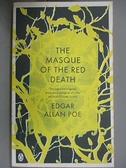 【書寶二手書T6/原文小說_BRB】The Masque of the Red Death_Edgar Allen Poe