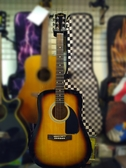 【非凡樂器】Fender 民謠吉他 FA-100 FA 100 /木吉他/漸層色/初學者推薦款/公司貨保固