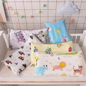 兒童枕頭男女寶寶嬰兒0-1-3歲小孩幼兒園小學生整頭四季通用