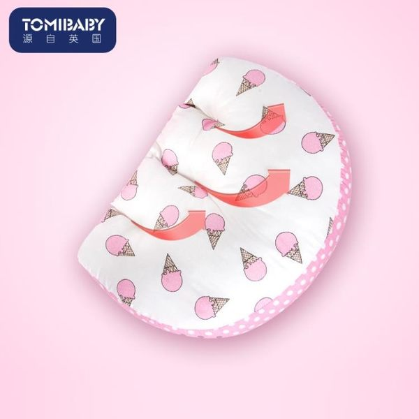 TOMI懷孕用品初期孕婦枕頭護腰側睡臥枕U型枕多功能托腹抱枕夏季 東京衣秀