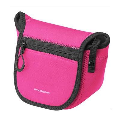 ◎相機專家◎ HAKUBA PIXGEAR SLIM FIT CAMERA CASE S款 粉色 相機套 相機包 公司貨HA28975