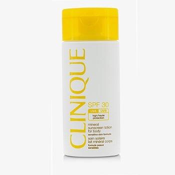 SW Clinique倩碧-302 無油礦物防曬身體乳液 Mineral Sunscreen Lotion For Body SPF 30 - Sensitive Skin Formula