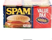 [COSCO代購] C112950 SPAM 好味餐肉罐頭(原味) 340公克 x 6罐