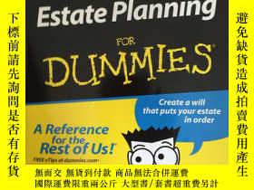 二手書博民逛書店Estate罕見Planning For CanadiansY2