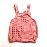 【錢豪童裝童鞋】圓點吊帶背心裙(80~110cm)