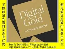 二手書博民逛書店比特幣《Digital罕見Gold : The Untold S