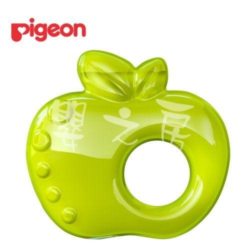 【嬰之房】貝親 冰涼固齒器(蘋果)