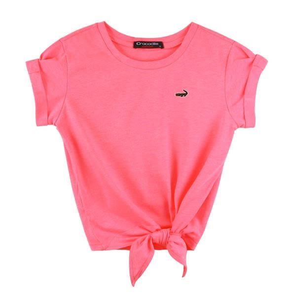 『小鱷魚童裝』綁帶T恤(08號~18號)555451