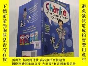 二手書博民逛書店Charlie罕見the cheese onion crisps查理奶酪洋蔥薯片Y212829
