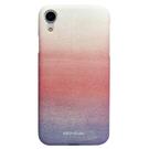 SaraGarden 客製化 iPhoneXR/XS/X/XsMax手機殼 【多款手機型號提供】暈彩藍粉