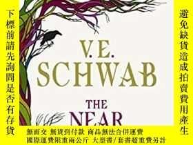 二手書博民逛書店V·E·施瓦布:女巫鄰居罕見英文原版 The Near Witc