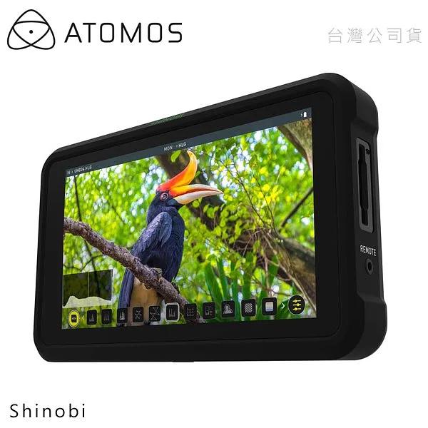 EGE 一番購】澳洲 ATOMOS Shinobi HDMI【單機版】5.2吋 4K 專業監看螢幕【公司貨】